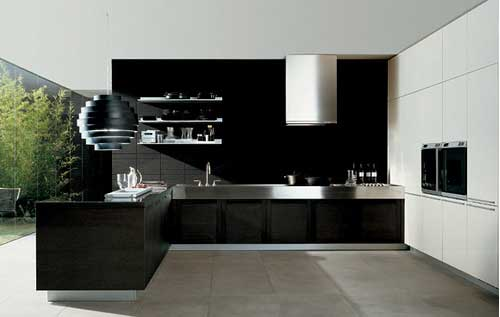 minimalist-Modern-Black-Theme-Kitchens-picture